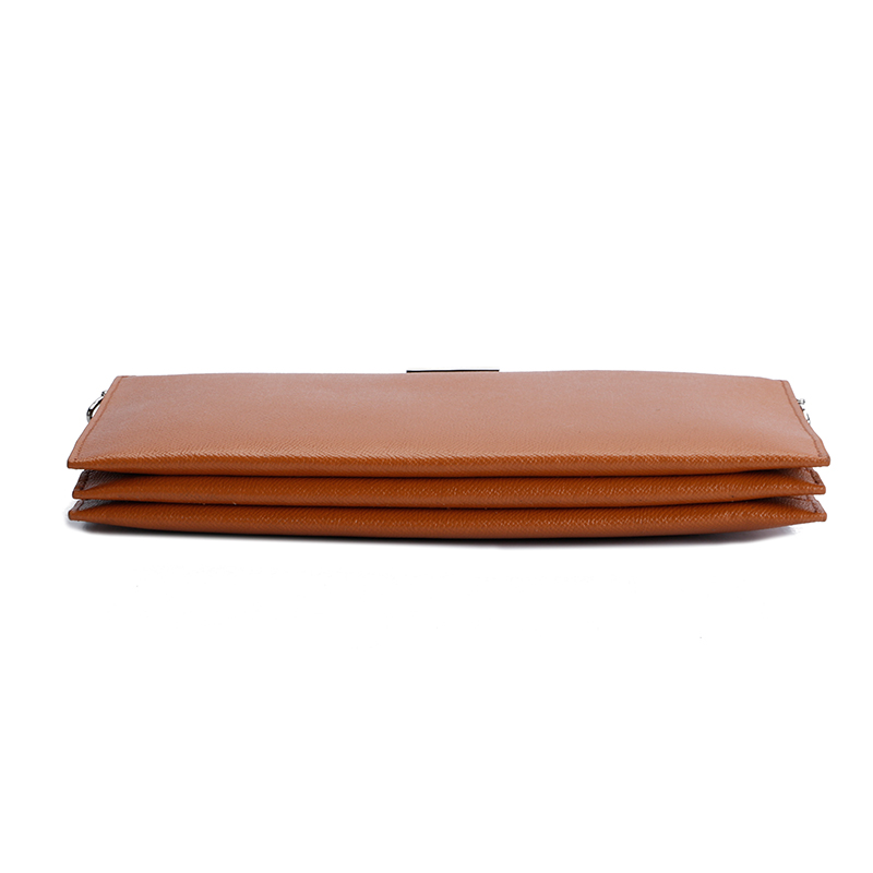 women leather clutch bag
